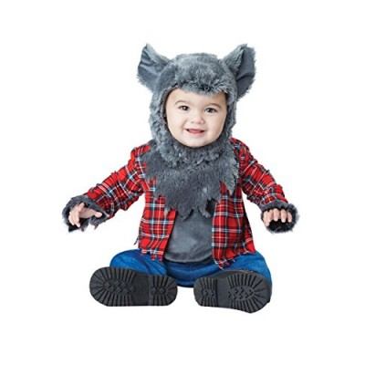 California Costumes Wittle Werewolf sz 18-24 Months