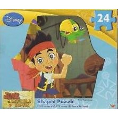 Jake and the Neverland Pirates 24 Piece Puzzle (1 Out of 2 Assorted Designs)