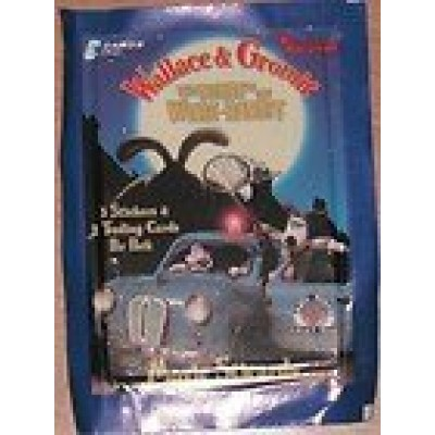Wallace And Gromit The Curse Of The Were-Rabbit Sticards Pack