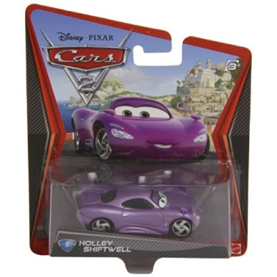Disney/Pixar Cars 2 Die-Cast Holley Shiftwell #5 1:55 Scale