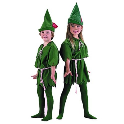 Charades Costume - Peter Pan-2T-4T