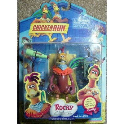 Chicken Run-All American Rocky
