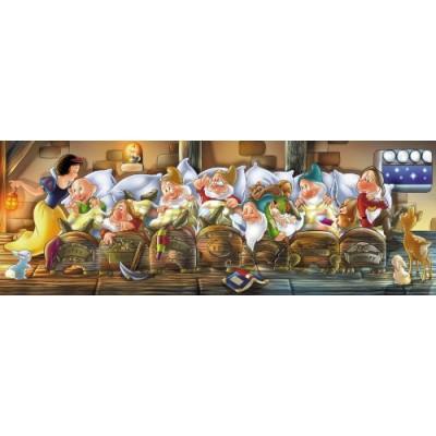 Clementoni Puzzle 1000 Pieces - Snow White And The Seven Dwarfs, Disney (code 39004)