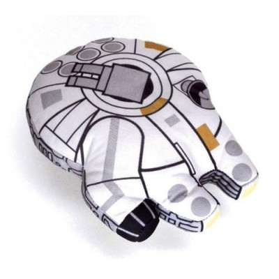Comic Images Millenium Falcon Plush Toy Vehicle