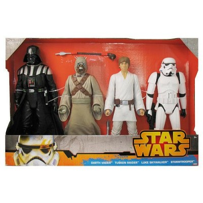 Star Wars 4 Pack 18 Inch Figures A New Hope