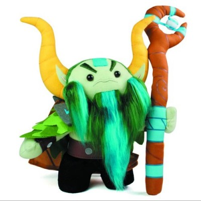 Defense of the Ancients 2 Nature's Prophet 12-Inch Plush (Includes an exclusive in-game DLC code)