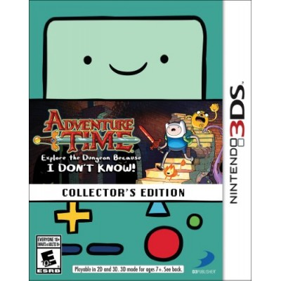 Adventure Time: Explore the Dungeon Because I DON'T KNOW! - Collector's Edition