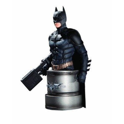 DC Collectibles The Dark Knight Rises: Batman with EMP Rifle Bust
