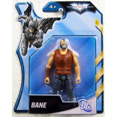 Batman Dark Knight Rises 4 Inch Action Figure Bane Brown Vest