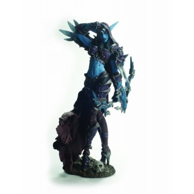 DC Unlimited World of Warcraft: Series 6: forsaken Queen: Sylvanas Windrunner Action Figure