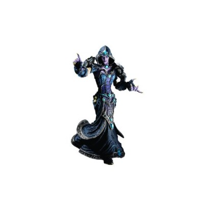 DC Unlimited World of Warcraft Series 8: Forsaken Priestess: Confessor Dhalia Action Figure