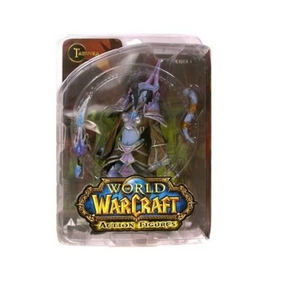 World of Warcraft Series 3 Draenei Mage Action Figure