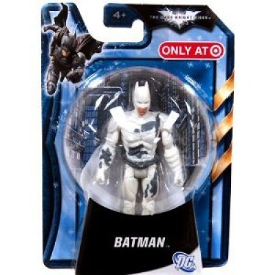 Batman Dark Knight Rises Exclusive 4 Inch Action Figure Holiday Batman