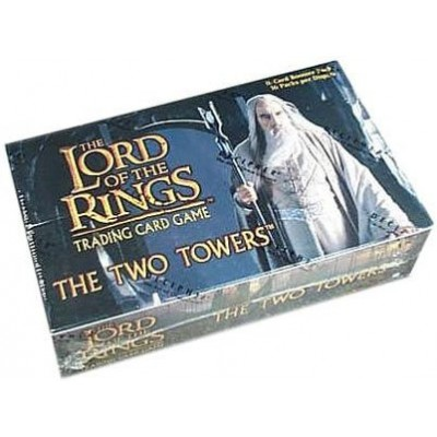 Lord of the Rings Card Game Two Towers Booster Box