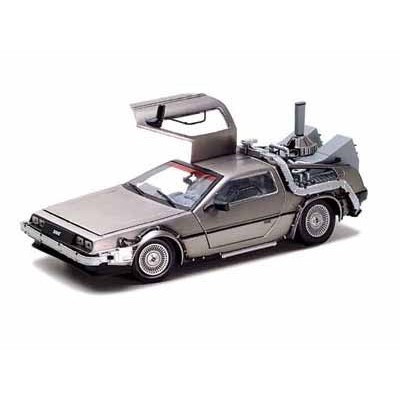 1981 DeLorean Back to the Future II 1/18