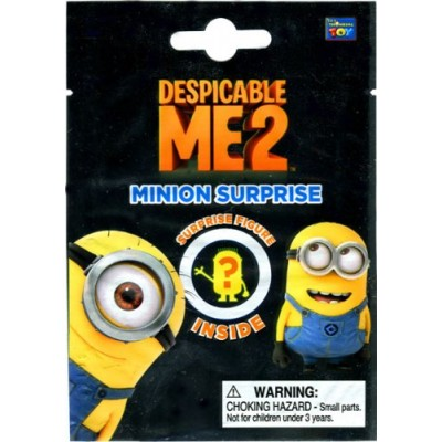 Despicable Me 2 Mystery Mini Figure Pack [1 Surprise Figure]