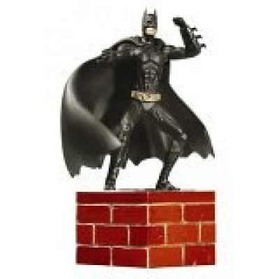 Batman Begins: Christian Bale Mini Statue