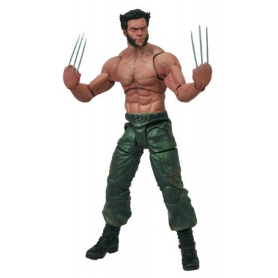 Diamond Select Toys Marvel Select Wolverine 2 Action Figure