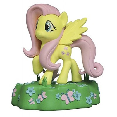 Diamond Select Toys My Little Pony Friendship is Magic: Fluttershy Vinyl Bank Figure