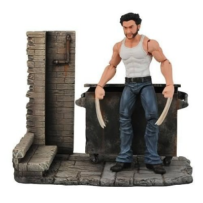 Marvel Select: Movie Wolverine Action Figure