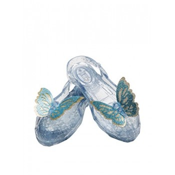 Disguise Cinderella Movie Light Up Shoes Costume