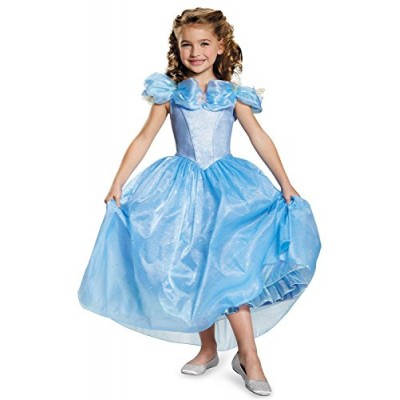 Disguise Cinderella Movie Prestige Costume, Small (4-6x)