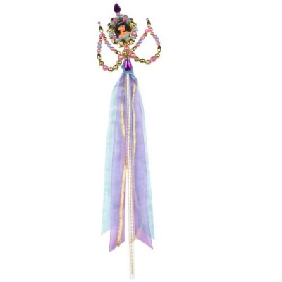 Disguise Disney Aladdin Jasmine Wand Costume Accessory, One Color