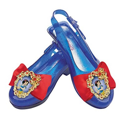 Disguise Disney Princess Snow White Sparkle Shoes