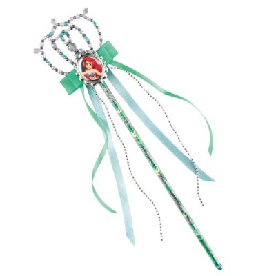 Disguise Disney The Little Mermaid Ariel Wand Costume Accessory