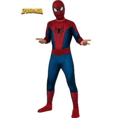 Disguise Marvel The Amazing Spider-man 2, Spider-man Value Costume, Child Large 8-10