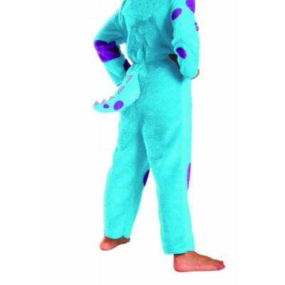 Disney Pixar Monsters University Sulley Toddler Deluxe Costume, 4-6