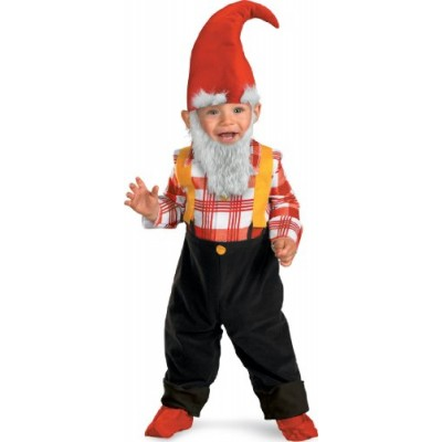 Garden Gnome - Size: 12-18 months Costume