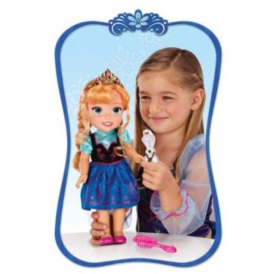 Disney Frozen Anna Toddler Doll- Pre-Movie Release