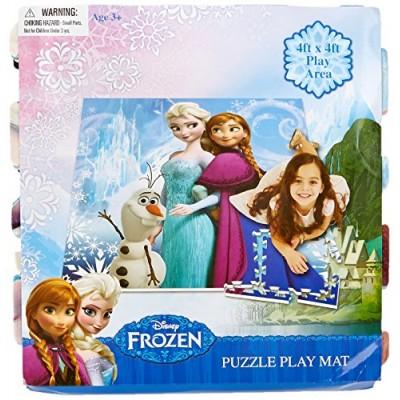 Disney Frozen Puzzle Play Mat, Multicolor