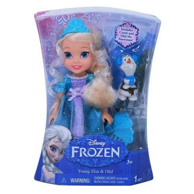 Disney Frozen - Young Elsa and Olaf