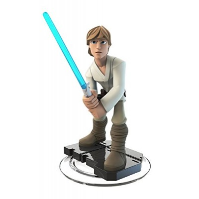 Disney Infinity 3.0 Edition: Star Wars Luke Skywalker Single Figure (No Retail Package)