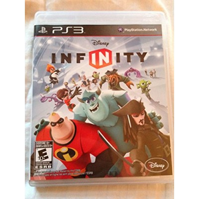 Infinity (PS3; 2013) Game Only