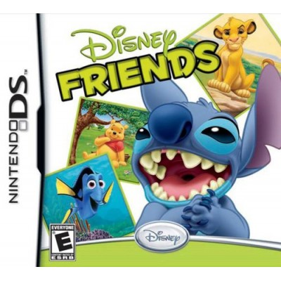 Disney Friends - Nintendo DS