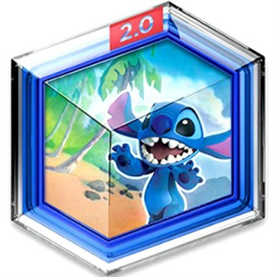 Disney Infinity 2.0 Disney Originals Power Disc - Stitch's Tropical Rescue
