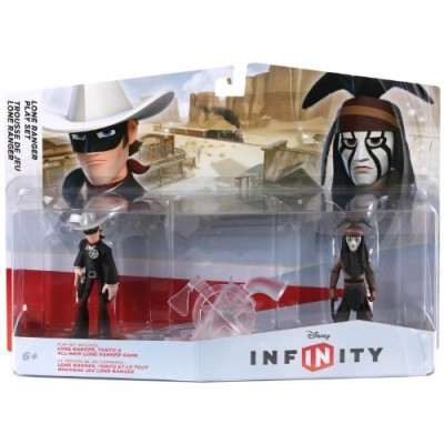 DISNEY INFINITY Play Set Pack - Lone Ranger Play Set