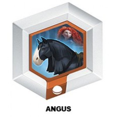 Disney Infinity Series 3 Power Disc Angus (Merida's horse from Brave)