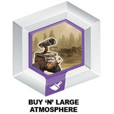Disney Infinity Series 3 Power Disc Buy 'N' Large Atmosphere (Wall-E skydome)