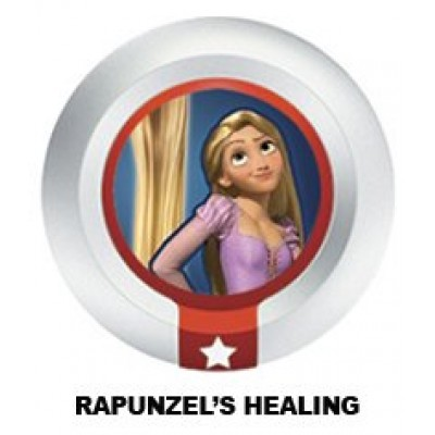 Disney Infinity Series 3 Power Disc Rapunzel's Healing (from Tangled)