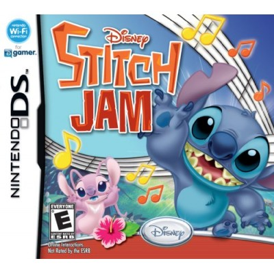 Disney Stitch Jam (Nintendo DS)
