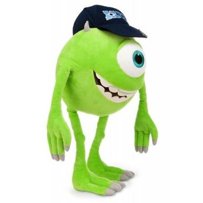 """Disney Store Large/Jumbo 21"""" Mike Wazowski Plush Stuffed Toy from Monsters University"""