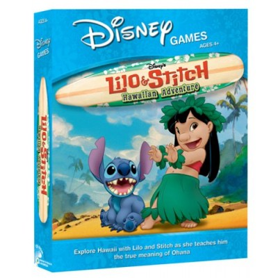 Disney's Lilo & Stitch Hawaiian Adventure - PC