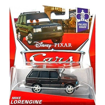 Disney/Pixar Cars, Palace Chaos Die-Cast Vehicle, Mike Lorengine #2/9, 1:55 Scale