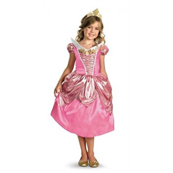 Aurora Shimmer Deluxe Costume - Extra Small (3T-4T)