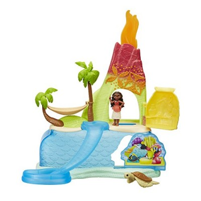 Disney Moana Island Adventure Set