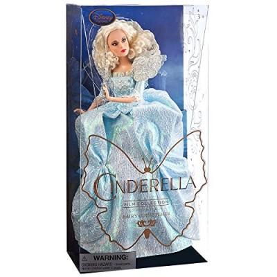 "Disney Princess Cinderella Film Collection Fairy Godmother 11"" Doll [Live Action Version]"